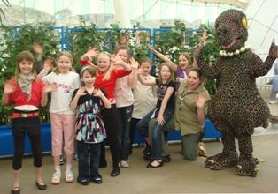 We Are Having A PARTY DynamicEarth Edinburgh Birthdayparty - Childrens birthday party ideas edinburgh