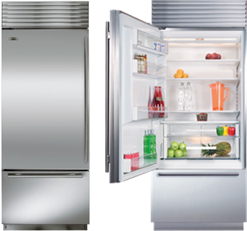 Sub Zero Vs Bosch 30 Inch Built In Refrigerators Reviews Ratings