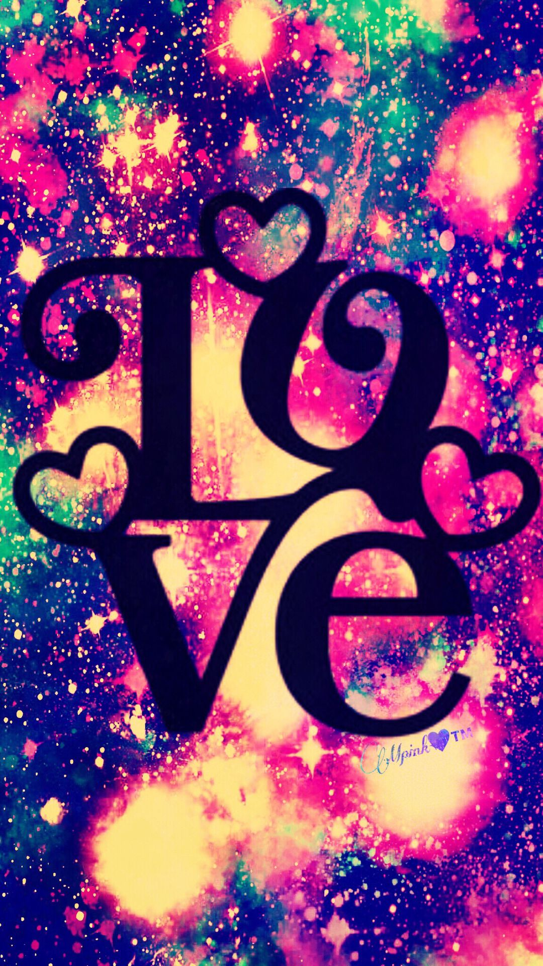 Love Galaxy Wallpaper Androidwallpaper Iphonewallpaper