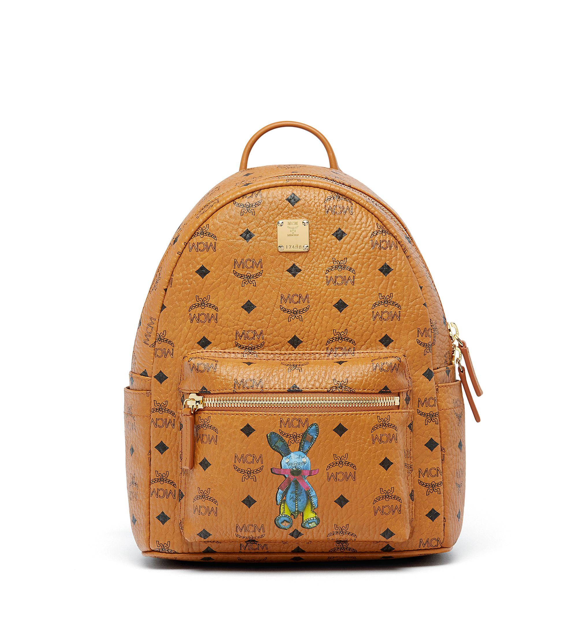 MCM RABBIT BACKPACK IN VISETOS.  mcm  bags  canvas  backpacks ... 0b51e6d59