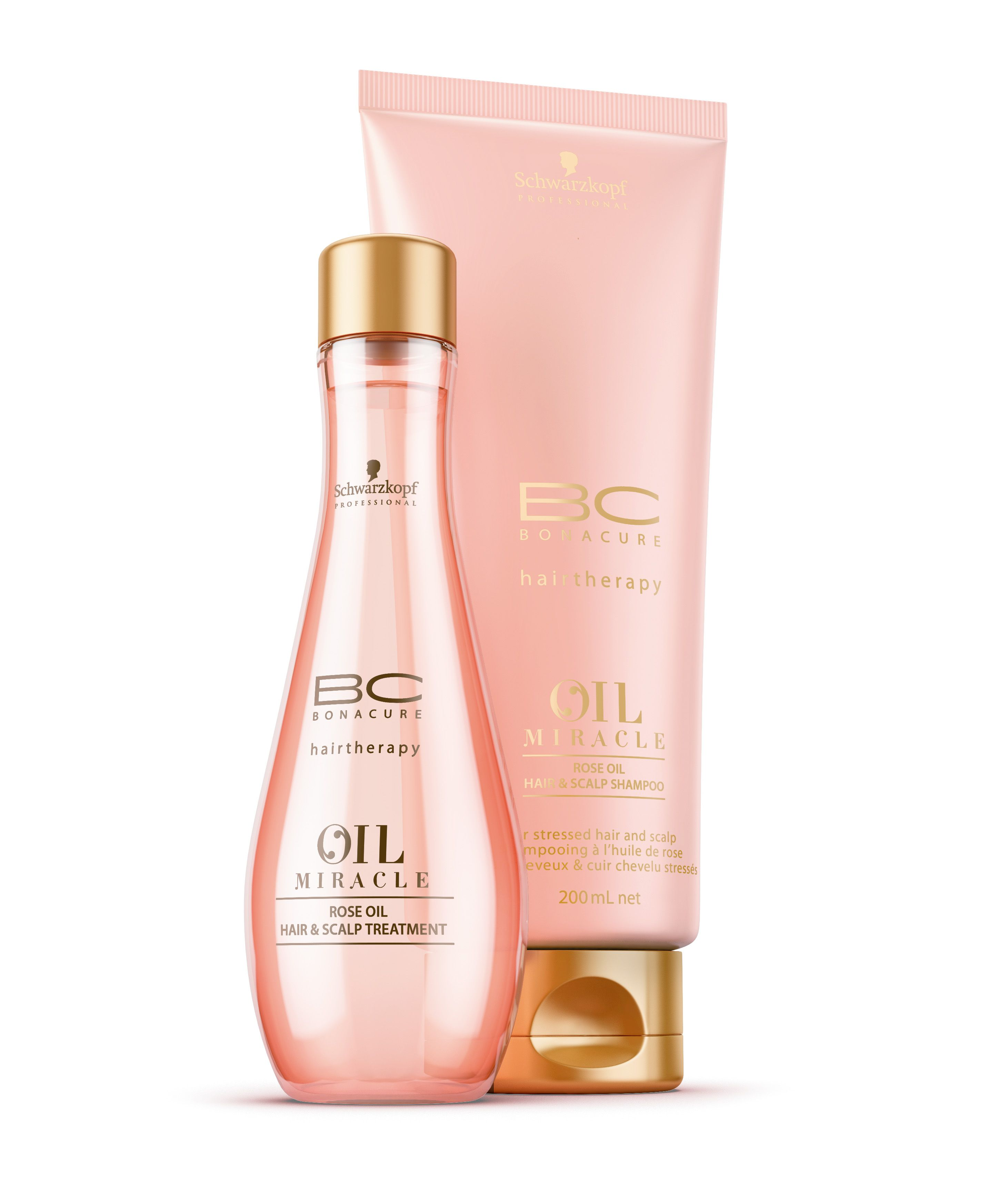 Schwarzkopf color ultimate online kaufen - Schwarzkopf Professional Bc Hairtherapy Oil Miracle Rose Oil