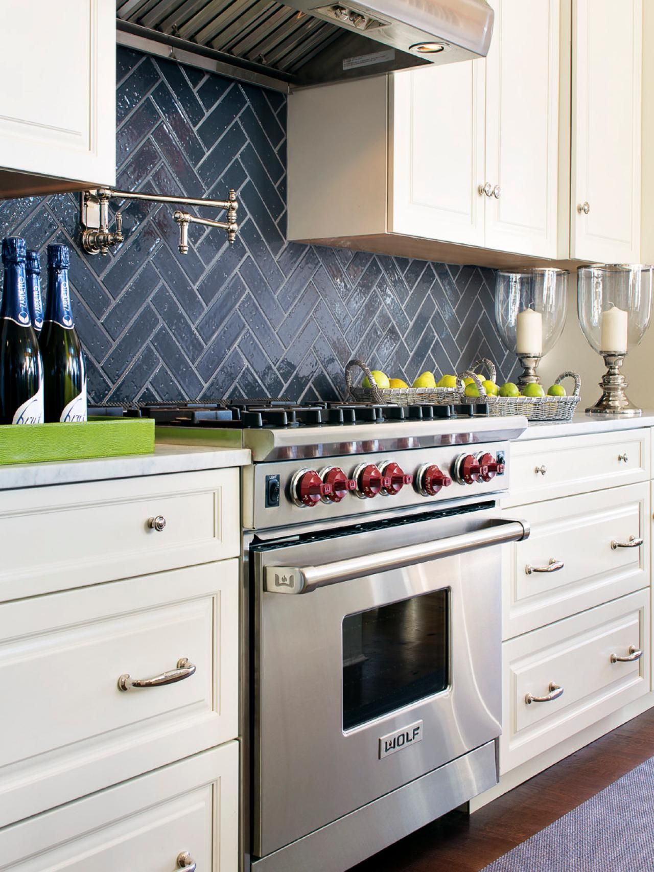 Pictures Of Kitchen Backsplash Ideas From Hgtv Kitchen Ideas