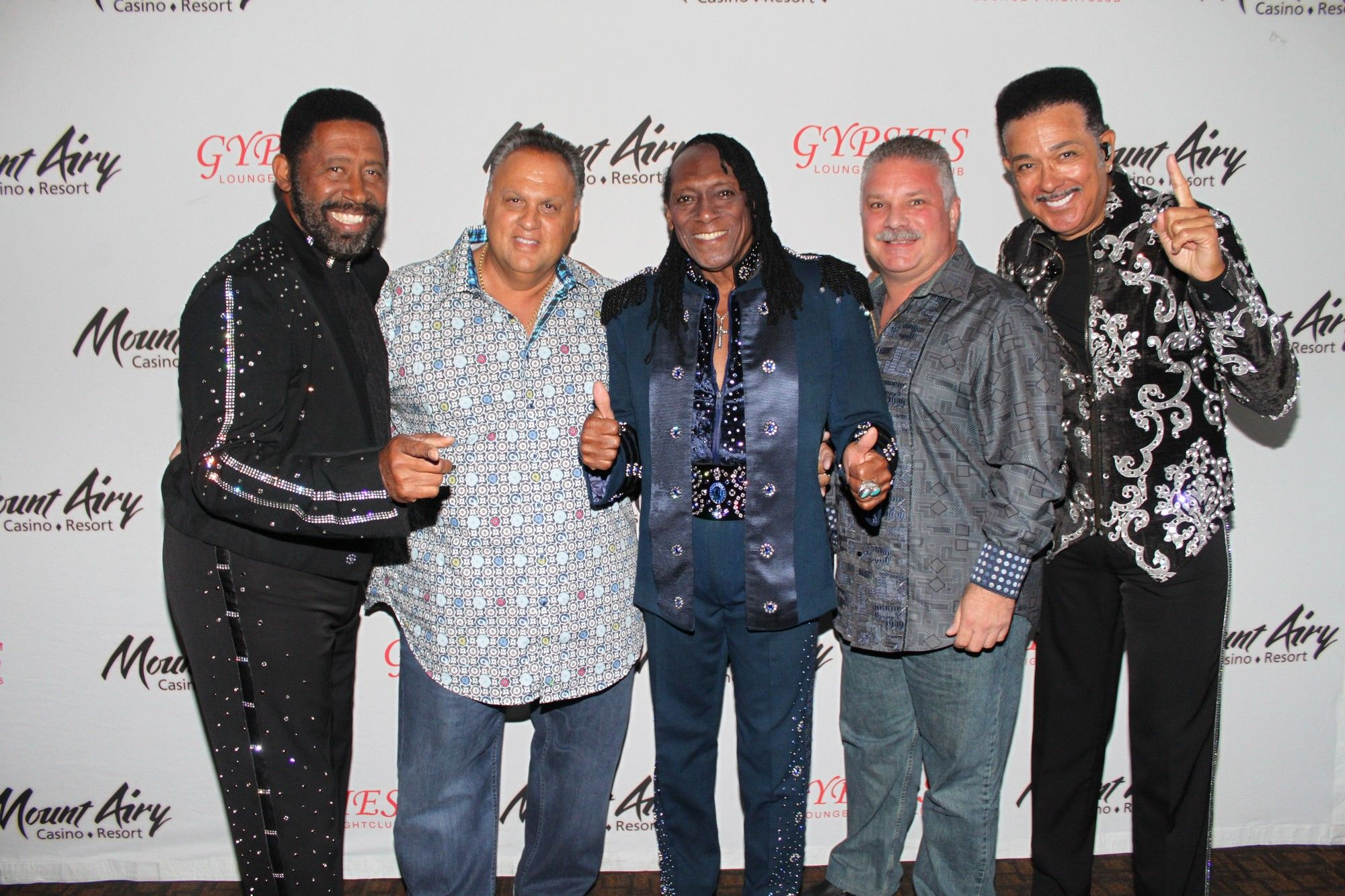 Pin By Mount Airy Casino Resort On The Commodores Meet Greet