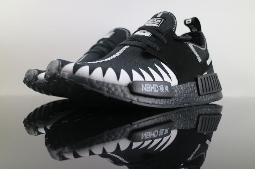 brand new 5b6c7 7a15c Adidas NEIGHBORHOOD x adidas Originals NMD R1 PK Boost for Online Sale0109