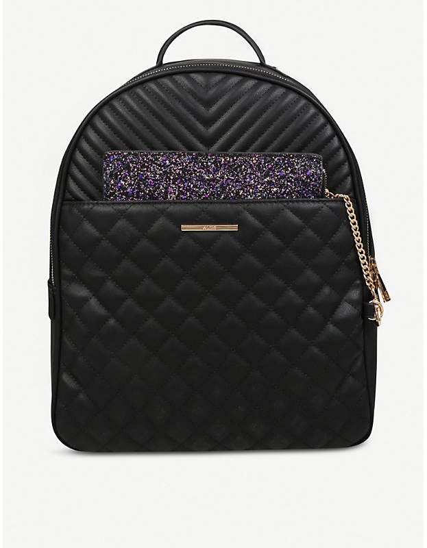 4aa870ef9c0 Aldo Spiros faux-leather backpack in 2019 | Products | Faux leather ...