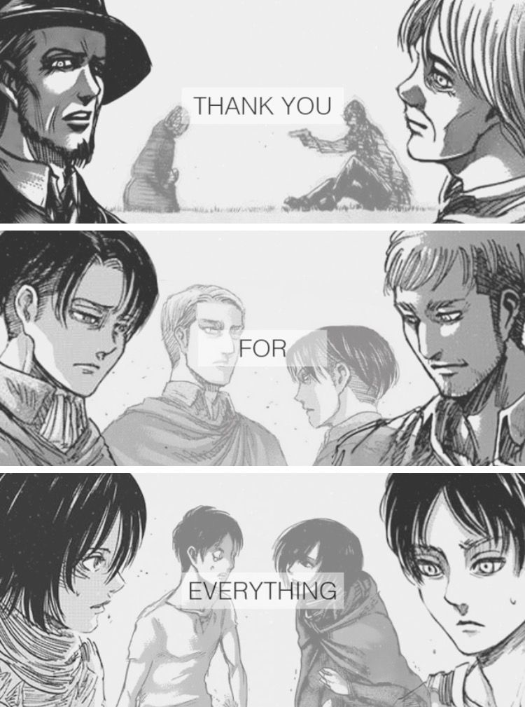 Ackerbond Kenny Ackerman Mikasa Ackerman and Eren Jäger Levi