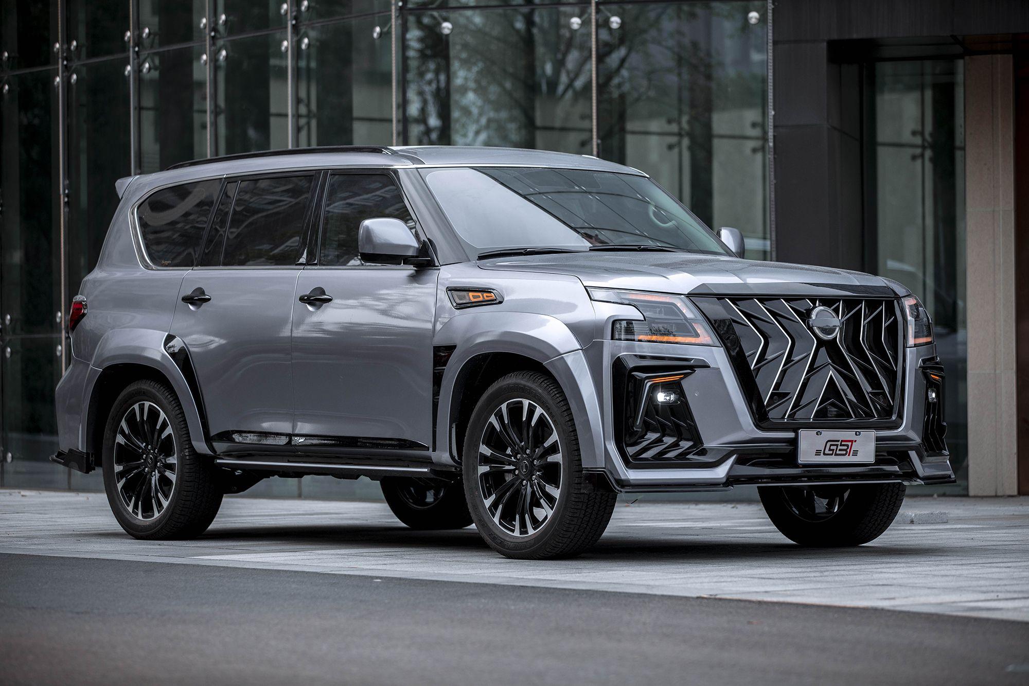 17++ Nissan luxury suv ideas