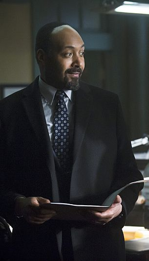 The Flash 1x19 - Joe West
