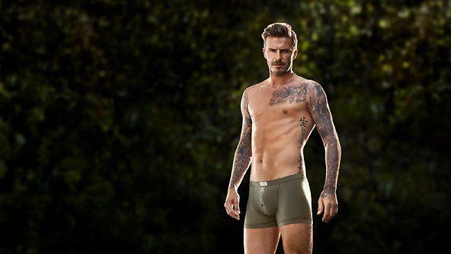 9790072555 David Beckham yes please   Alison Feely   David beckham shirtless ...