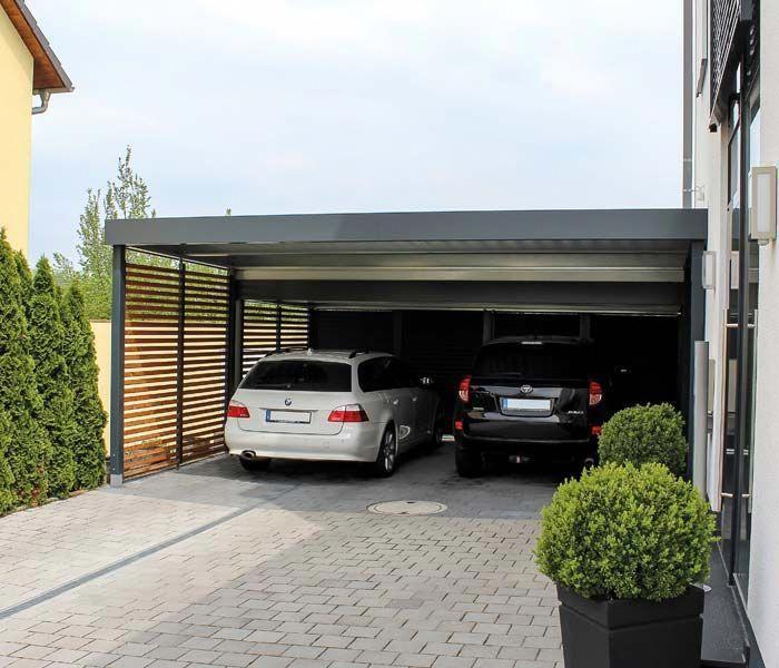 Bilder Carport Garage Geratehauser Von Siebau