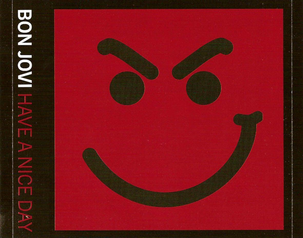 Bon Jovi Have A Nice Day With Images Bon Jovi Bon Jovi