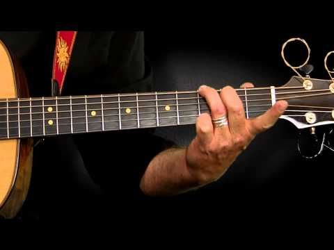 Mike Dawes Merle Travis Travis Picking Acoustic Lesson Youtube