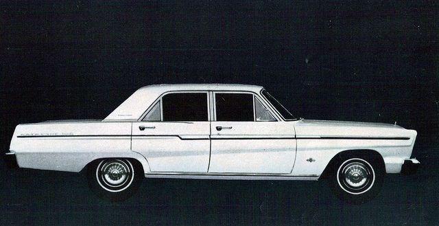 1965 Ford Fairlane 4 Door Sedan | Nostalgia: 50's - 70's