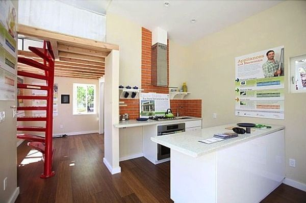 480 Square Foot Small House For Sale In Palo Alto, California. Lots