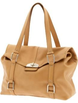 376fb97bbe21 Madison leather satchel in Camel color.  250 at Banana Republic. So ...