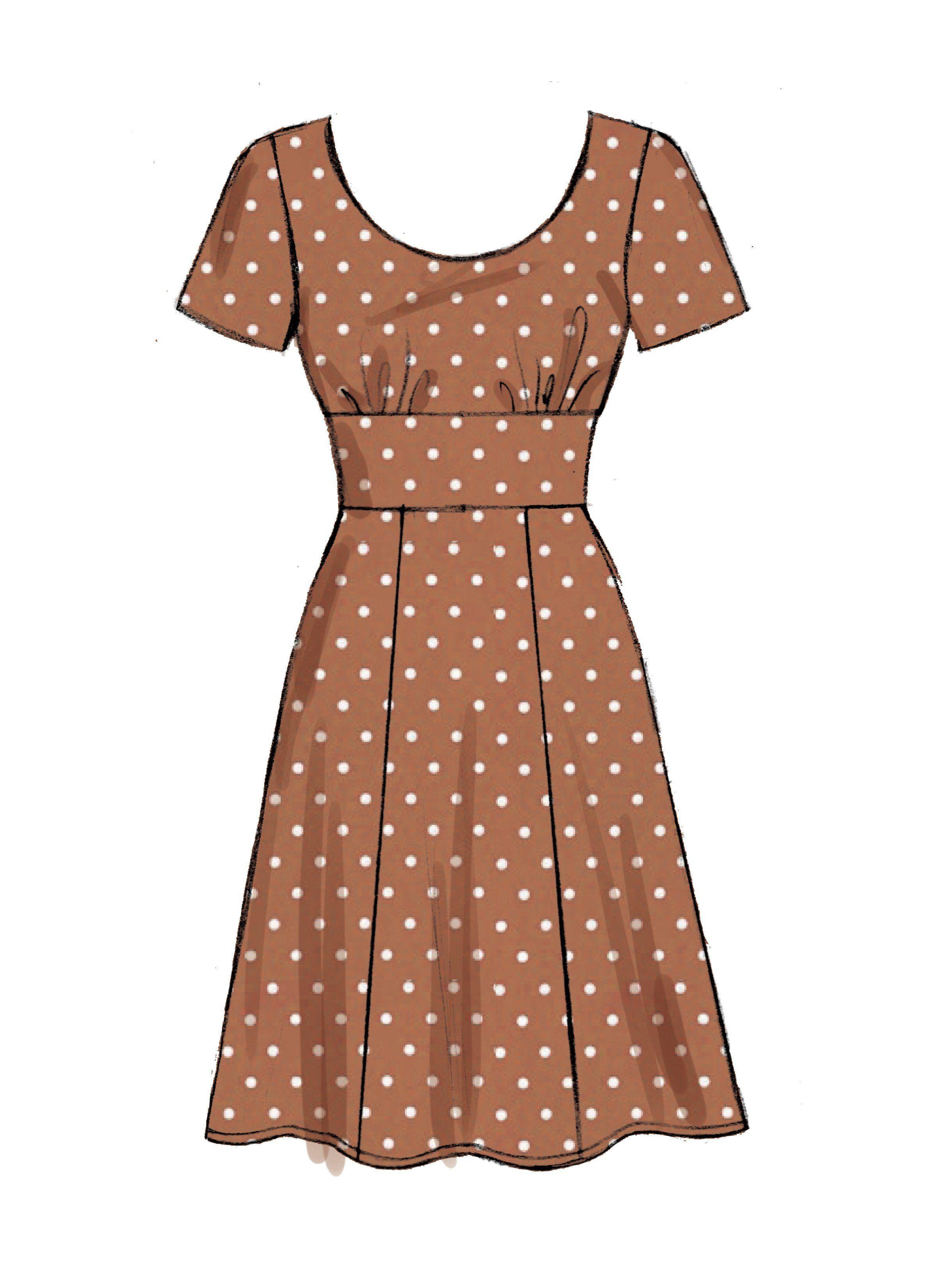dress-skirt-patterns