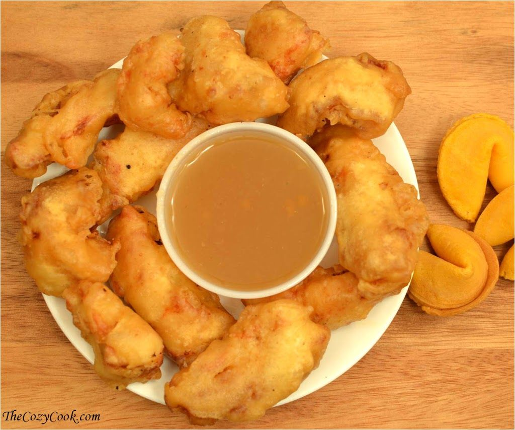 Chinese chicken fingers recipe homemade chinese food
