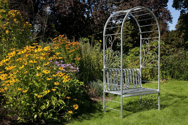 laubenbank verzinkt rosenbogen mit bank rosenbogen mit bank rosenbogen und b nke. Black Bedroom Furniture Sets. Home Design Ideas