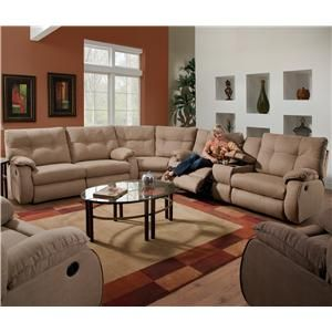 Superieur Get Comfy In This Sectional And Discuss How Your Day Went.