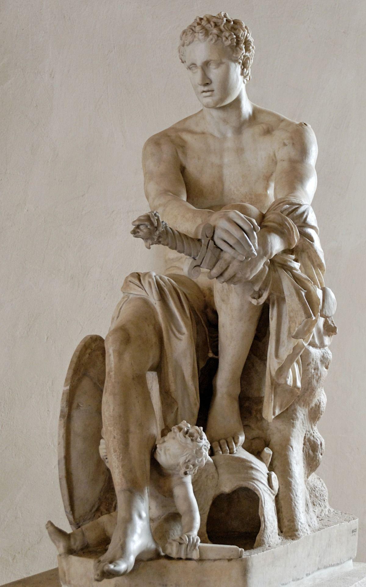 Dido Queen Of Carthage Roman Sculpture Greek And Roman Mythology Greek Art