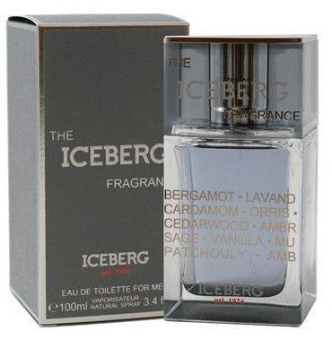 The Iceberg Fragrance By Iceberg For Men EDT 3.4 Oz