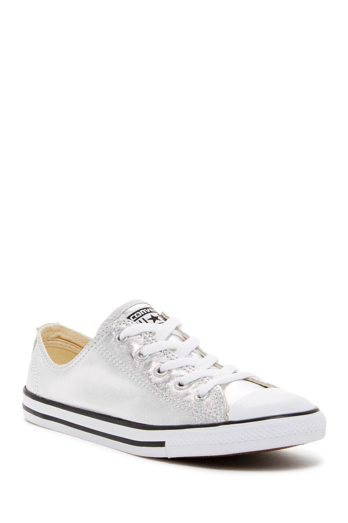 456e2391435e Converse Chuck TaylorR All StarR Dainty Ox Low Top Sneaker Women ...