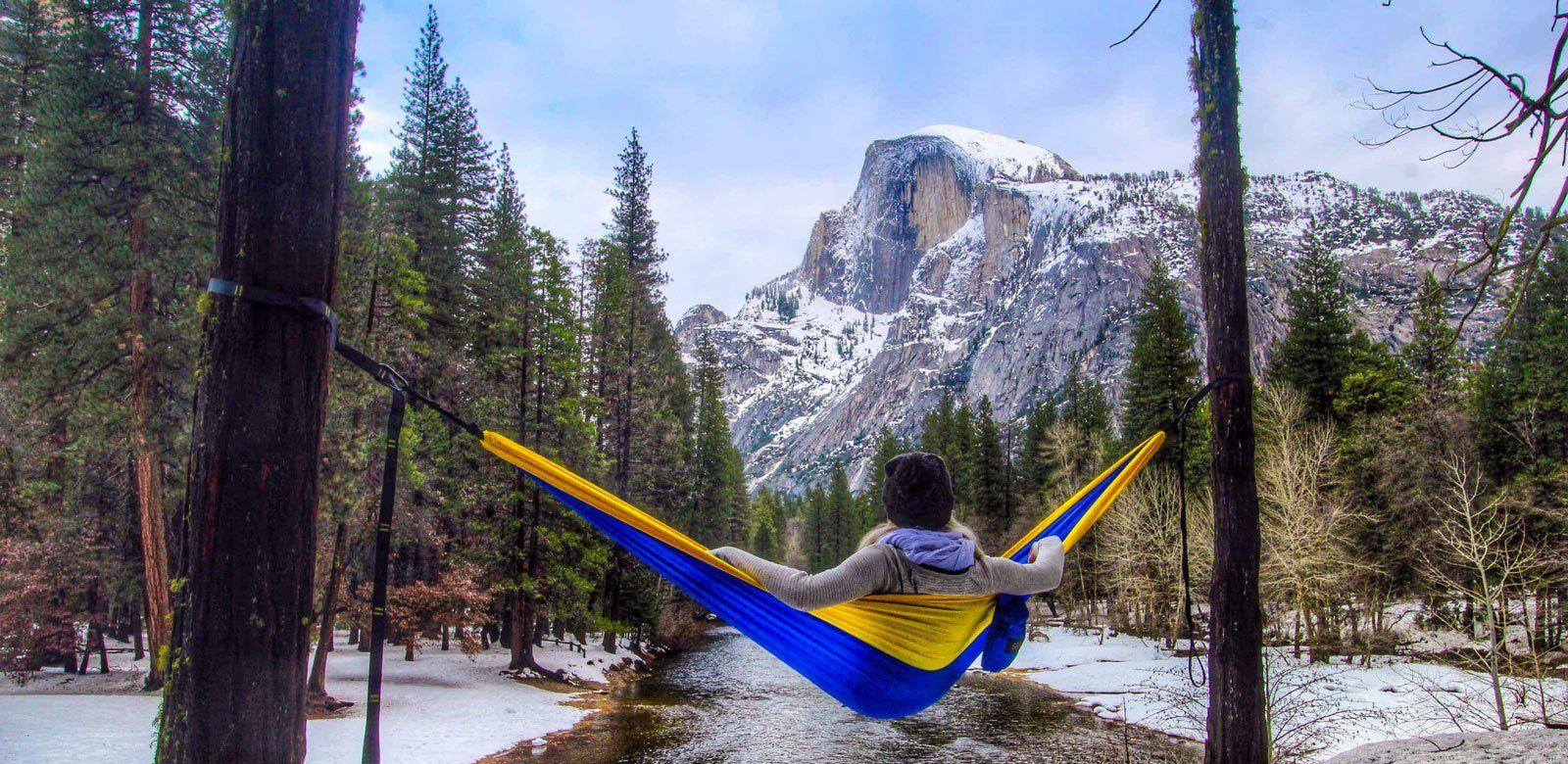 tips for hammock camping hiking