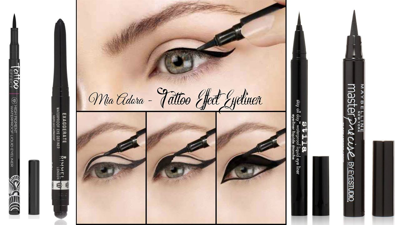 puta lacura com best way to put on eyeliner
