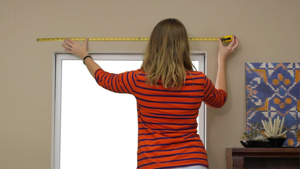 How To Measure For Blinds And Shades Outside Mount