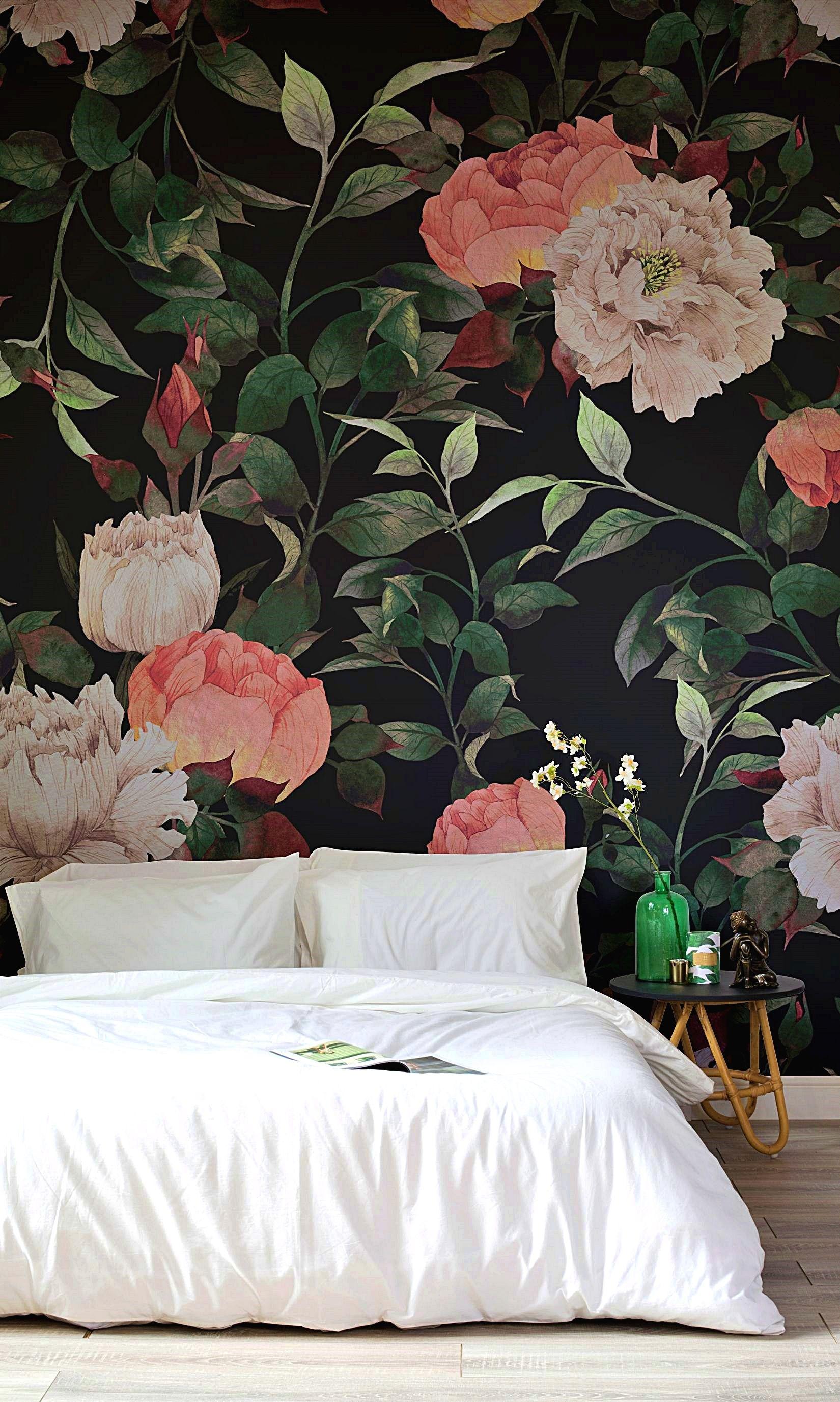 Trustworthy Gorgeous Bedroom Ideas Anonymous Vintage Floral