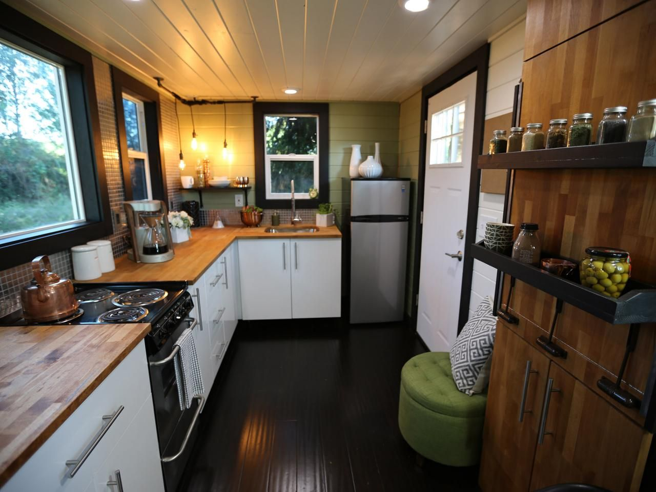 Luxury Home Amenities tiny luxury: 9 things you gain when you go tiny | best tiny houses