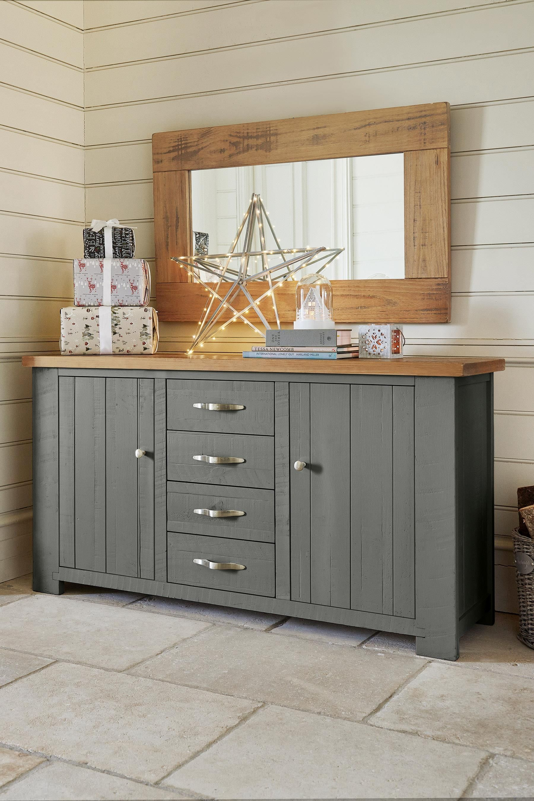 Buy Hartford Grey Sideboard From The Next Uk Online