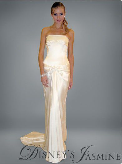 Elegant gown. Princess jasmine | one day <3 | Pinterest | Disney ...