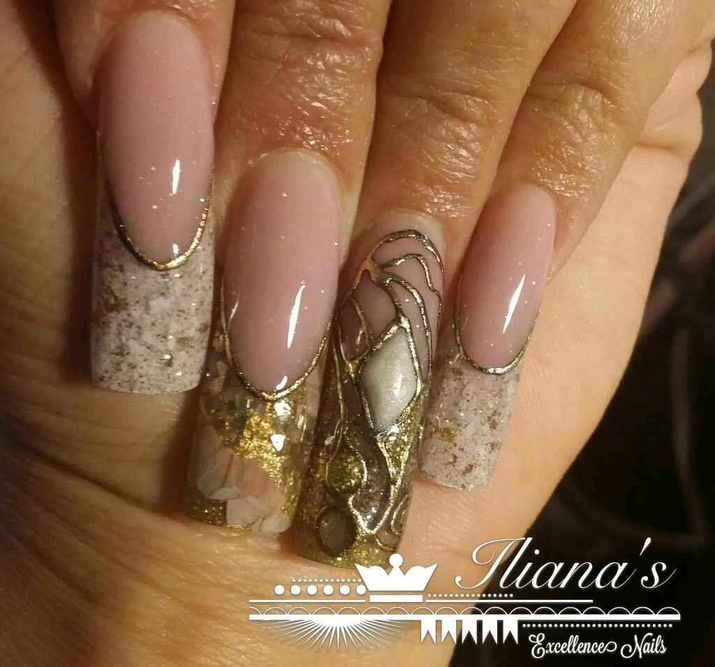 Pin by Louise Gianninoto on NAIL DESIGNS | Pinterest | Curved nails ...