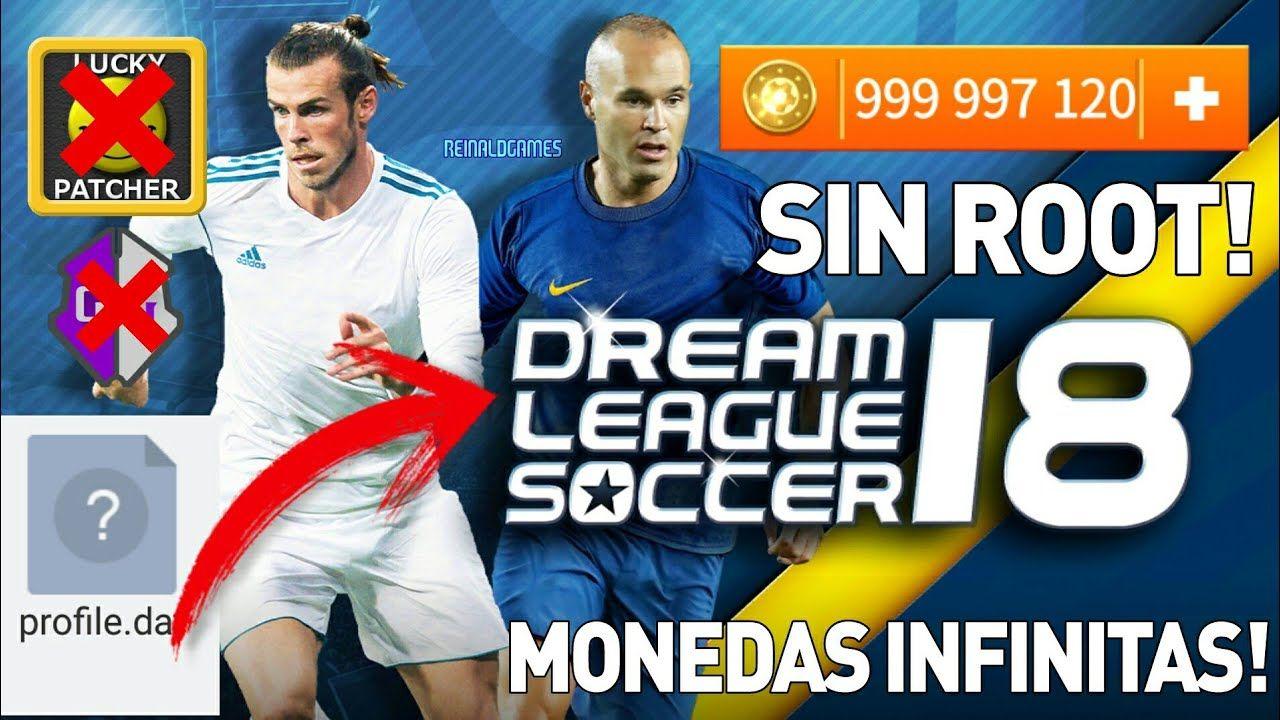 Descargar Dream League Soccer 2018 Apk Datos Hack Mod Monedas Infinitas Http Www Modxapk Net Descargar Dr Uefa Champions Legue Monedas Juegos De Football