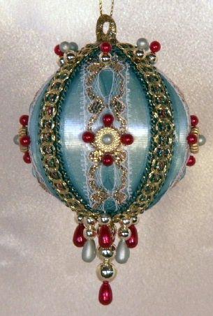 Easy Christmas Beaded Ornaments Kits | Diy christmas ornaments: felt and  beaded ornaments
