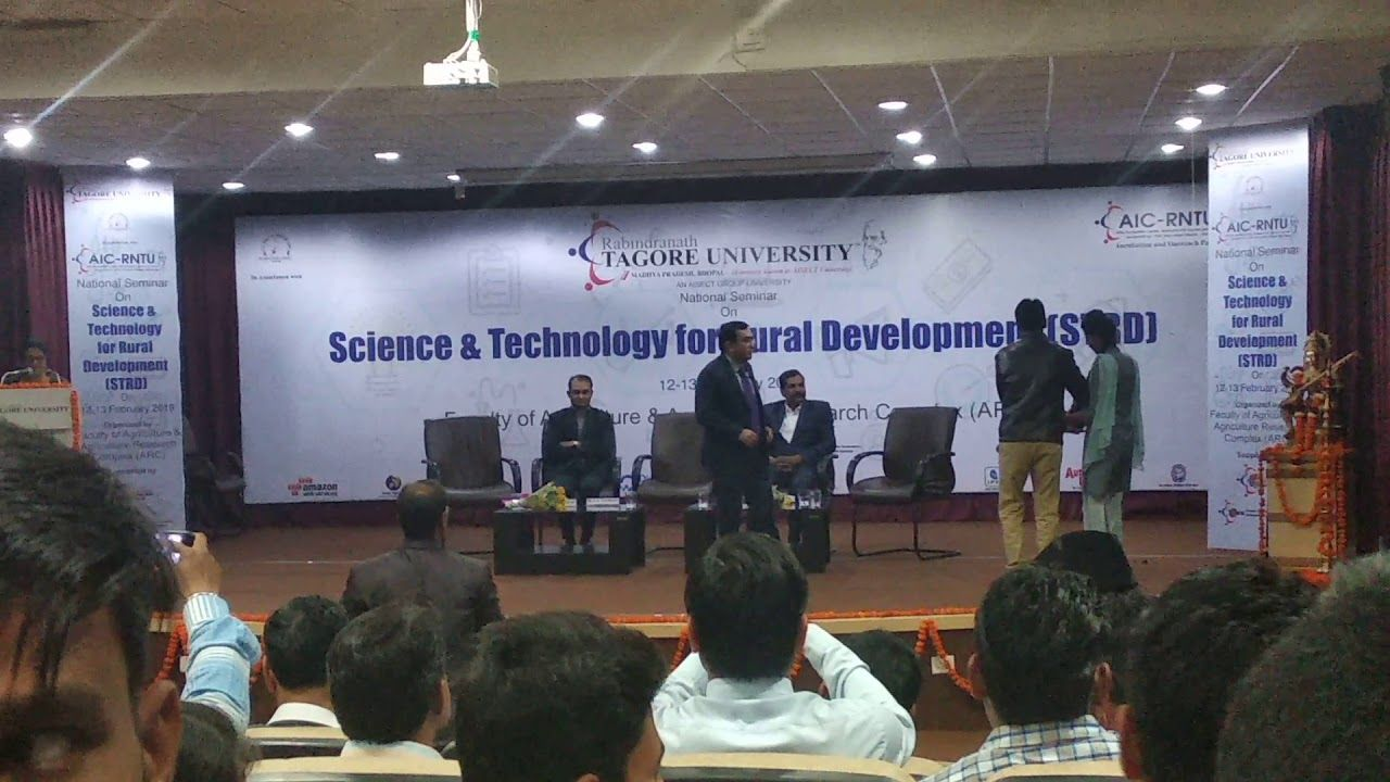 To Know more visit rntu.ac.in Science, technology