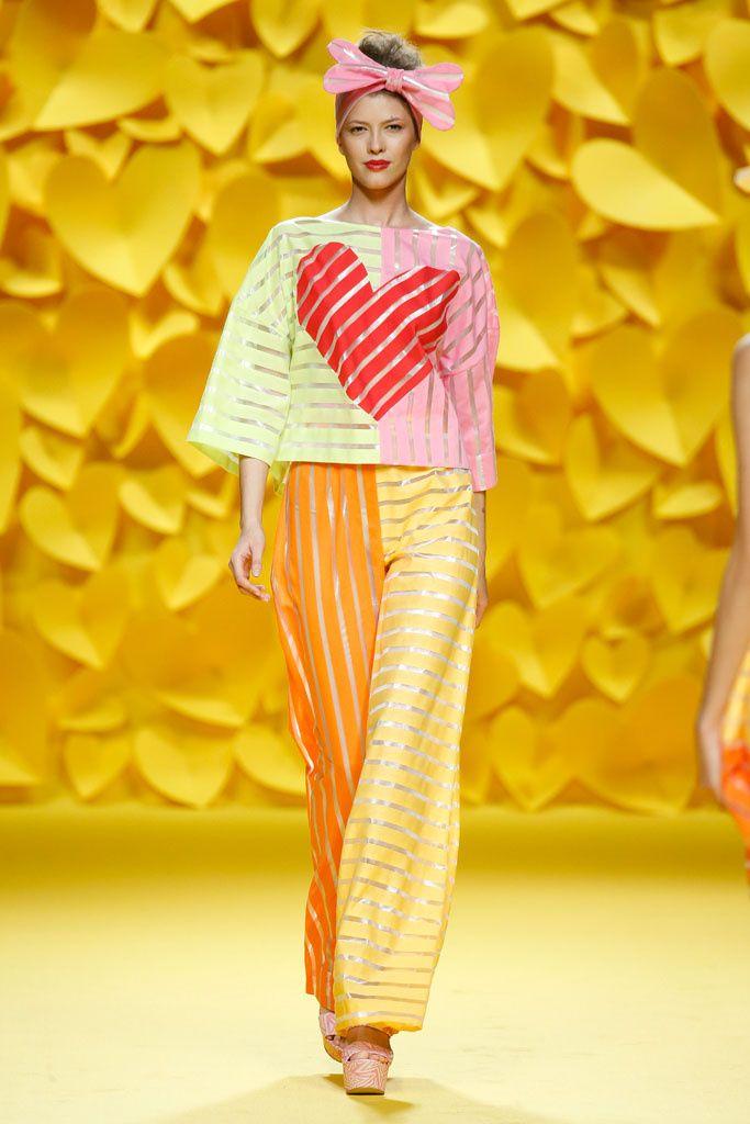 Agatha Ruiz de la Prada Pret A Porter Primavera Verano 2016 (Madrid Fashion Week)