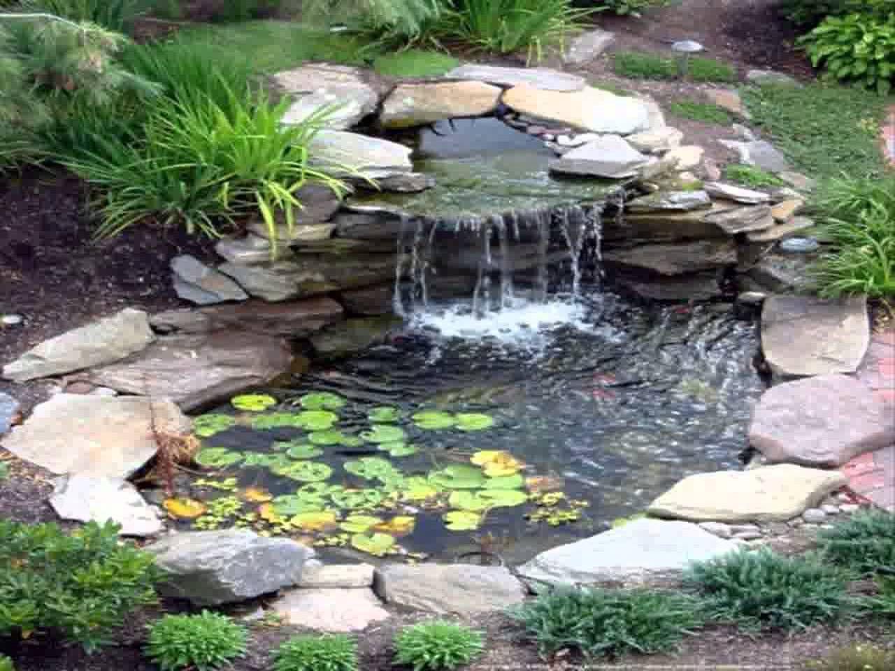 cascadas en jardines peque os buscar con google