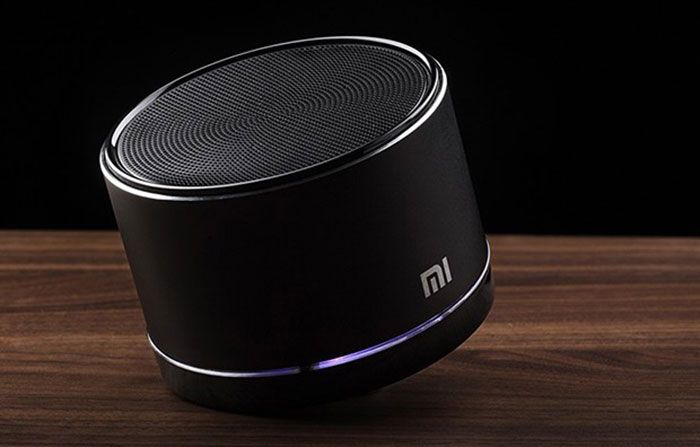 Original Xiaomi Mini Speaker Rechargeable Bluetooth 4 0