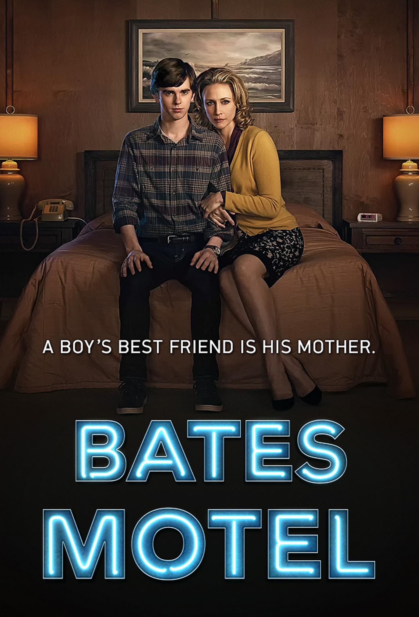 Recensione Bates Motel Over There Bates Motel Bates Motel Tv Show Norman Bates