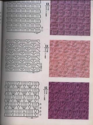 Karmitta 62  Padrões de crochet