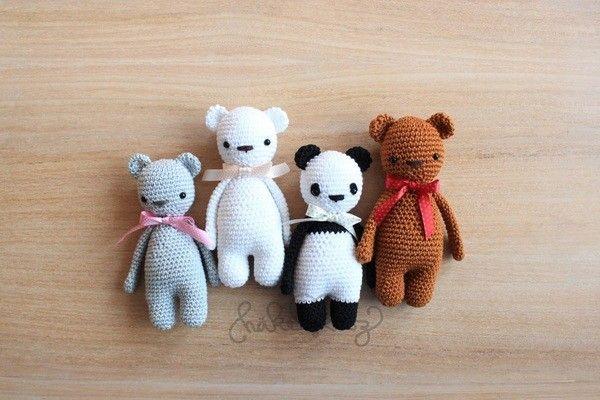Mit Dieser Anleitung Könnt Ihr Kleinen Teddys In Alle Varianten