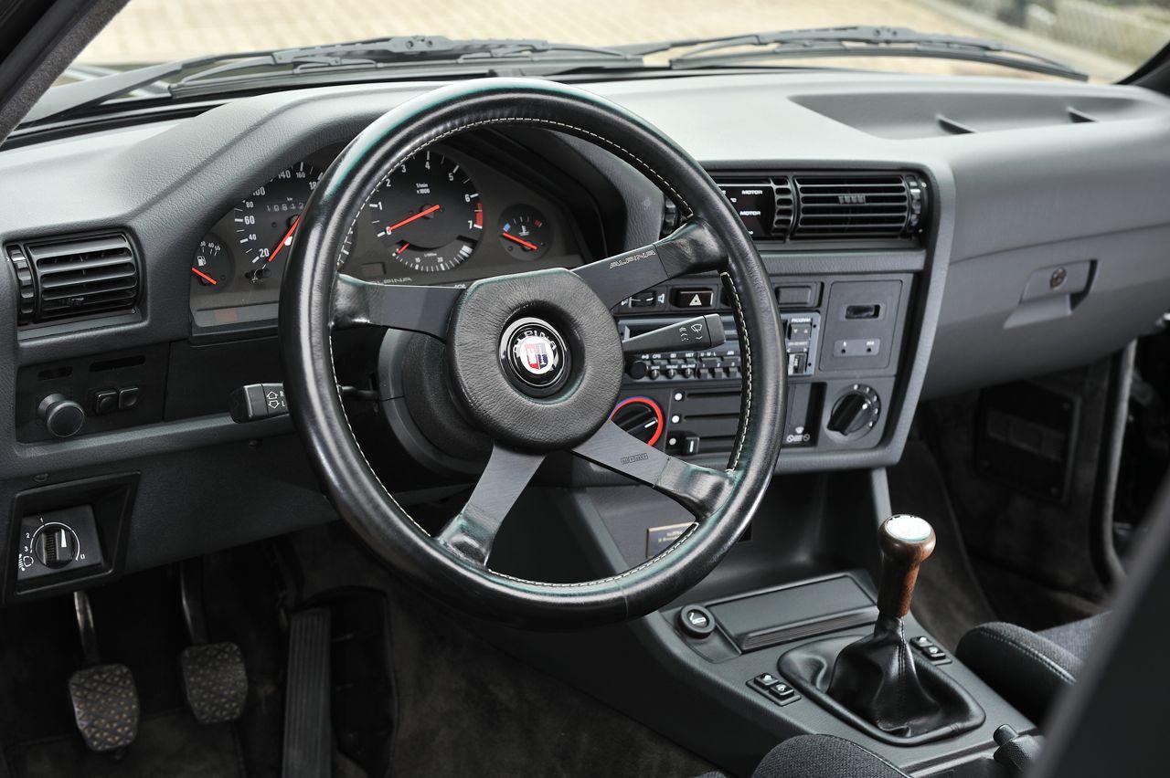 Bmw E30 Alpina Interior Bmw Autos Antiguos Autos