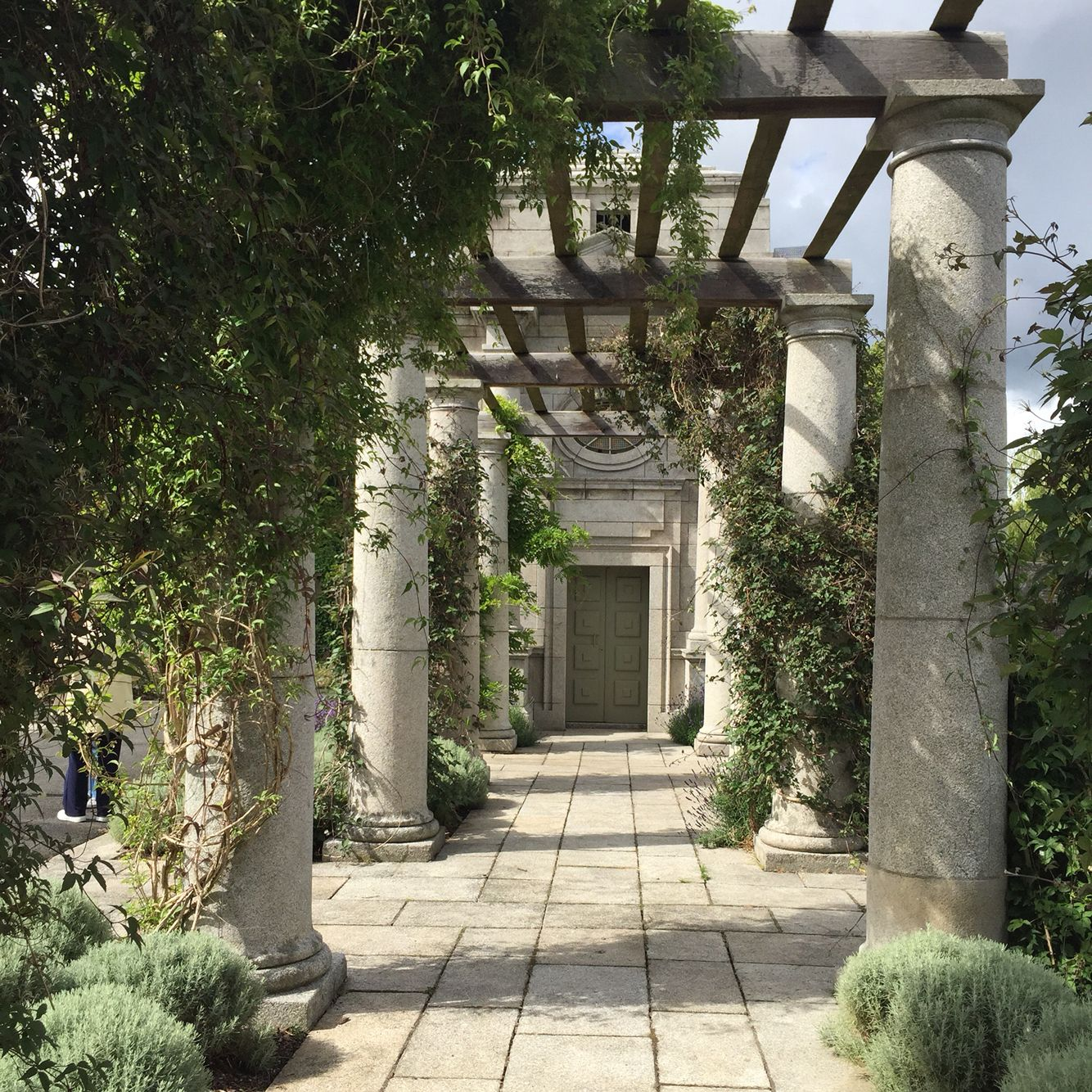 Pergola Design Ireland: Irish National War Memorial Gardens In 2019