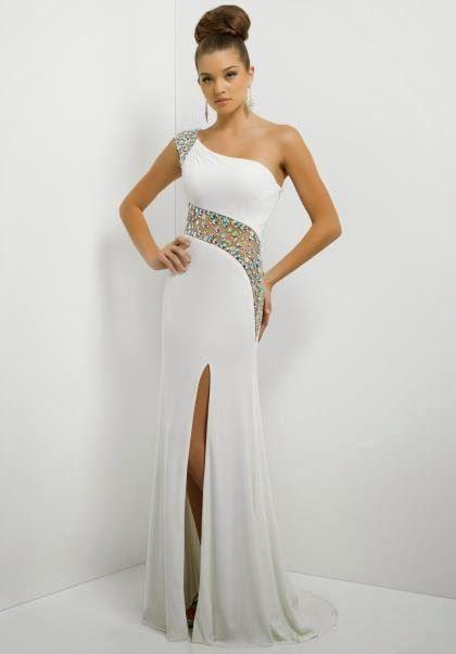 770fac031b4 Grandiosos vestidos largos de gala