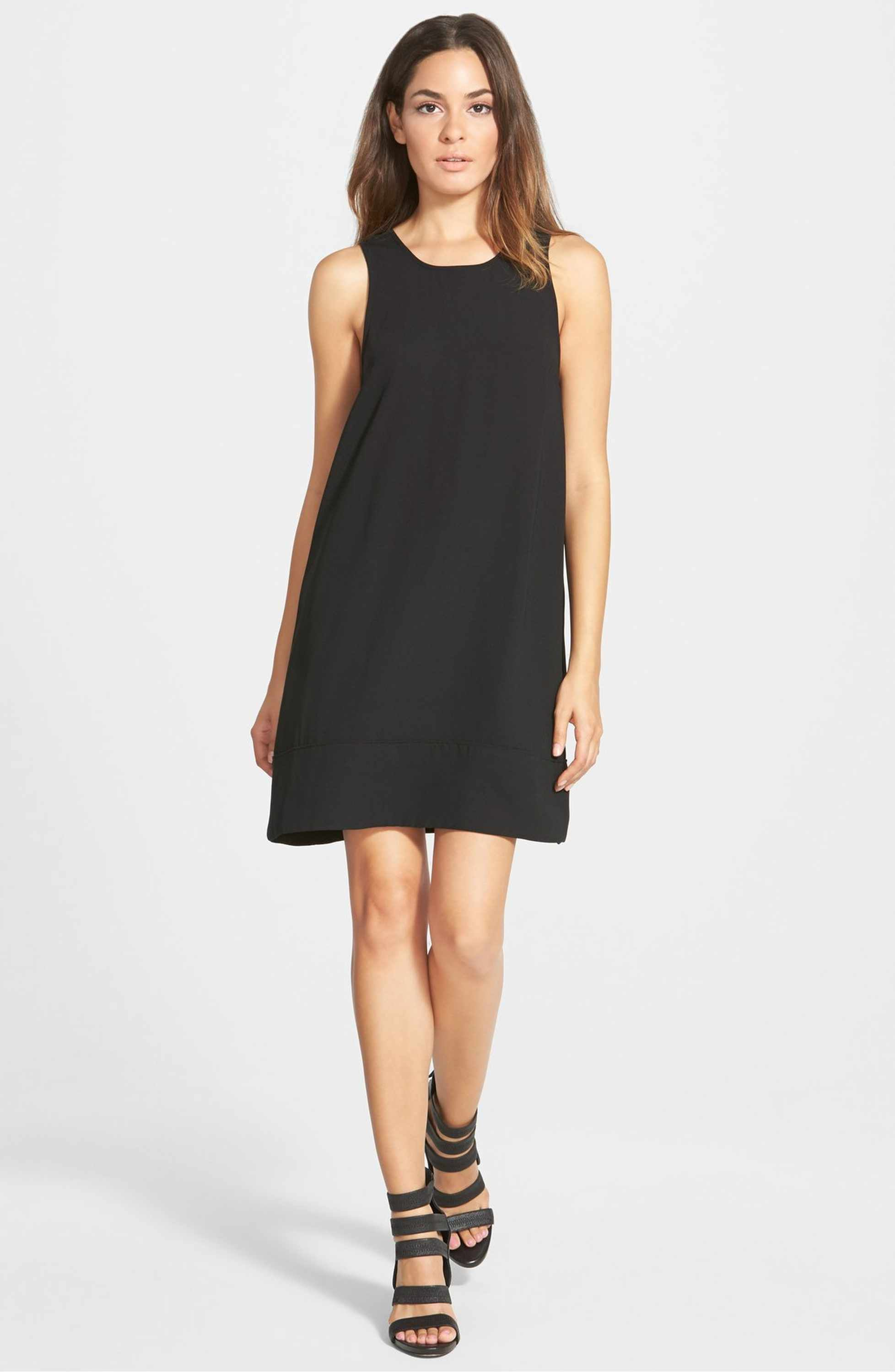 Racerback shift dress nordstrom sporty and free