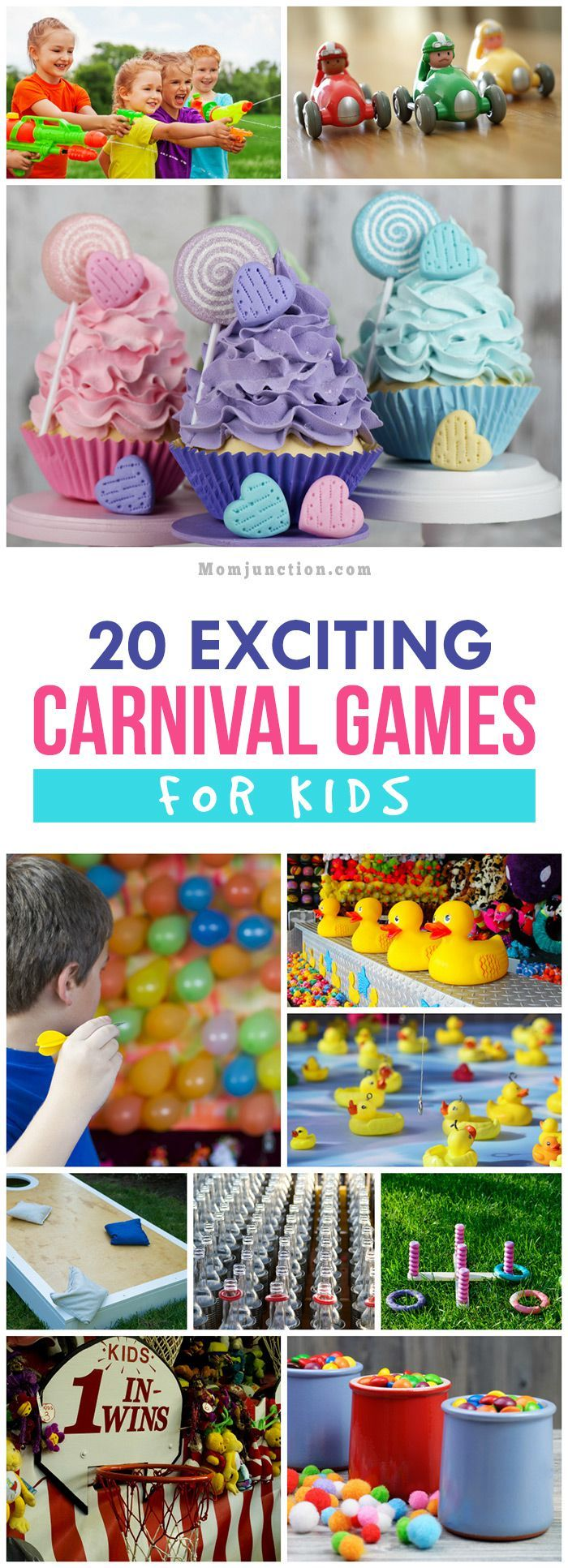 20 fun carnival games and activities for kids carnival games