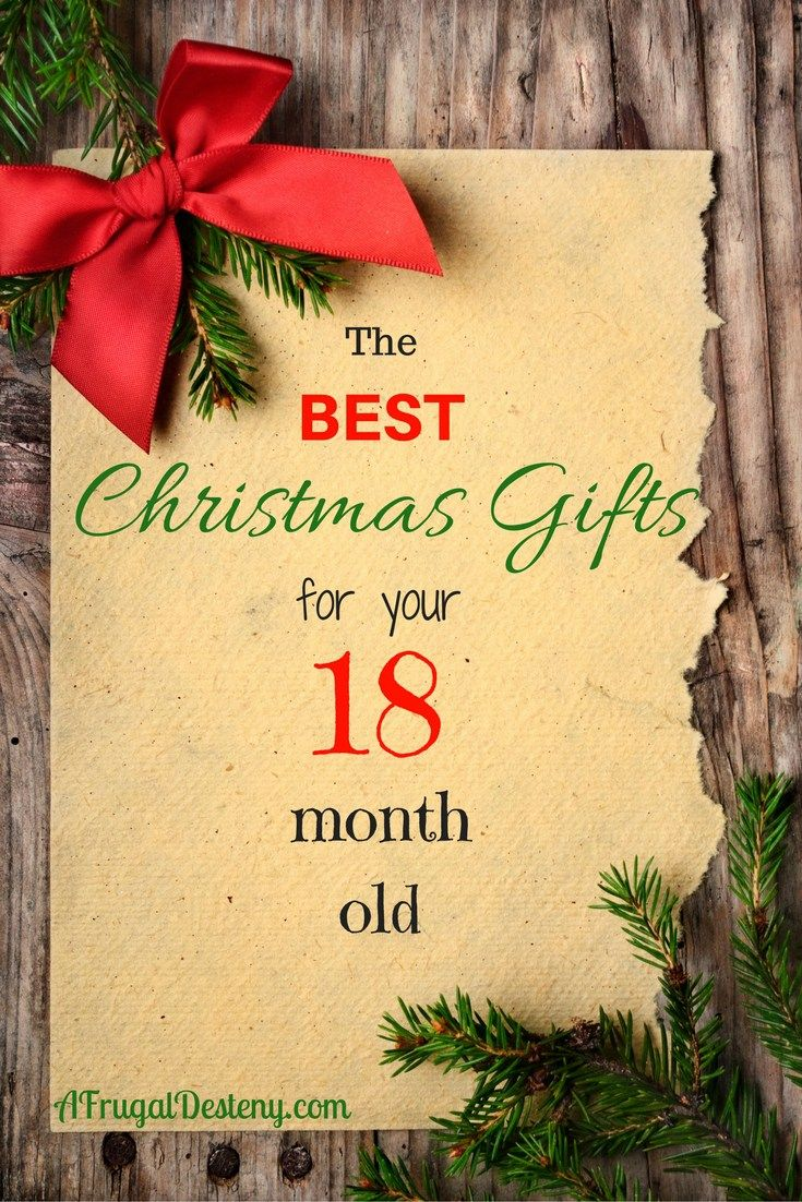 The Best Christmas Gifts for Your 18 Month Old   The Best of A ...