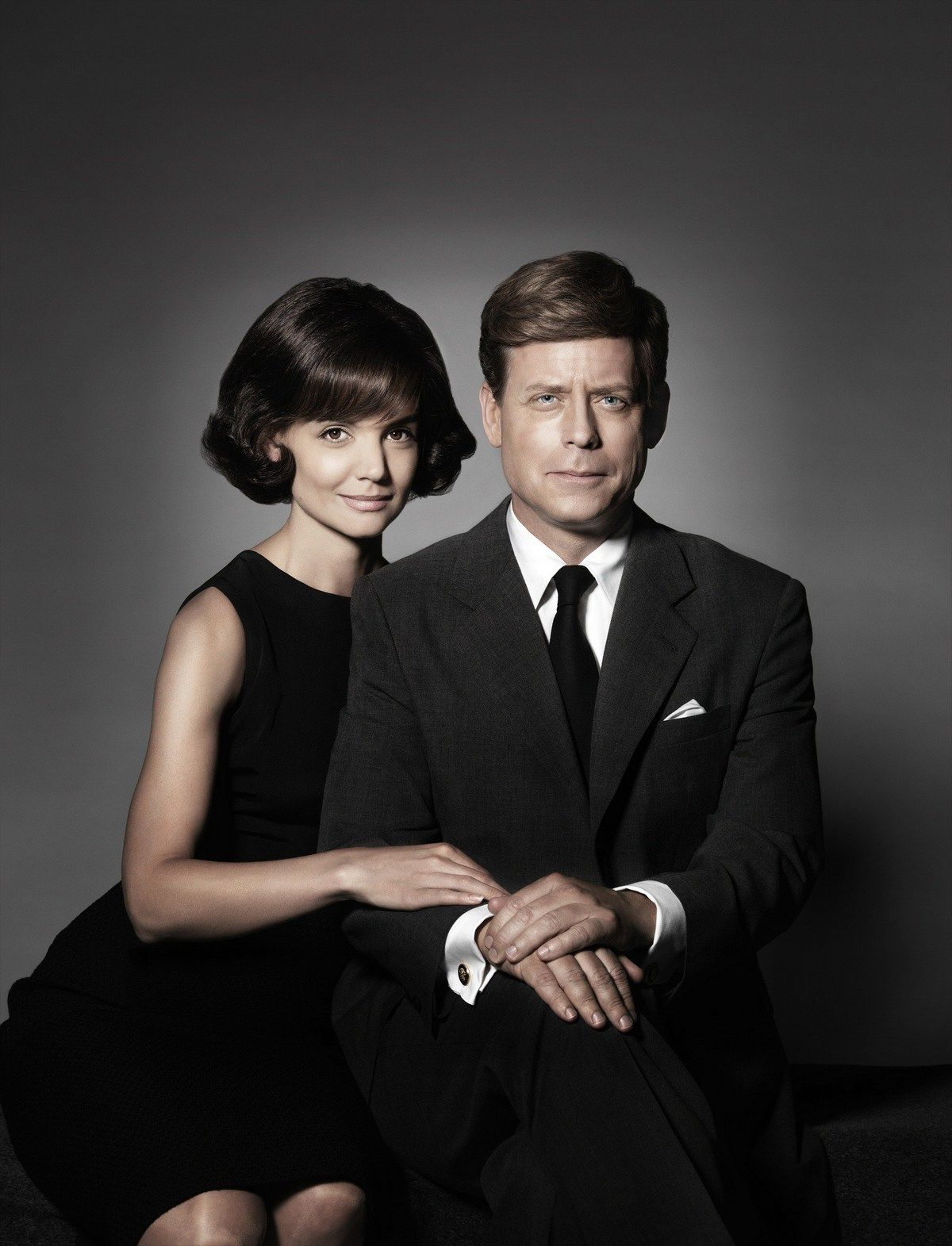 778a7c527b012 Katie Holmes and Greg Kinnear in The Kennedys by Jon Cassar ...